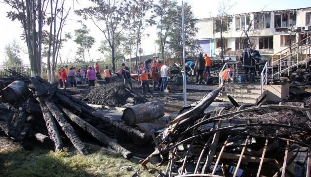 """Пожар в """"Виктории"""": суд отложил рассмотрение дела экс-заместителя директора"""