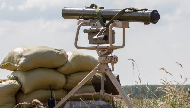Modern anti-tank missiles tested before transfer to Ukrainian Armed Forces