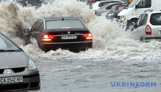 Natural disaster incidents on rise in Ukraine