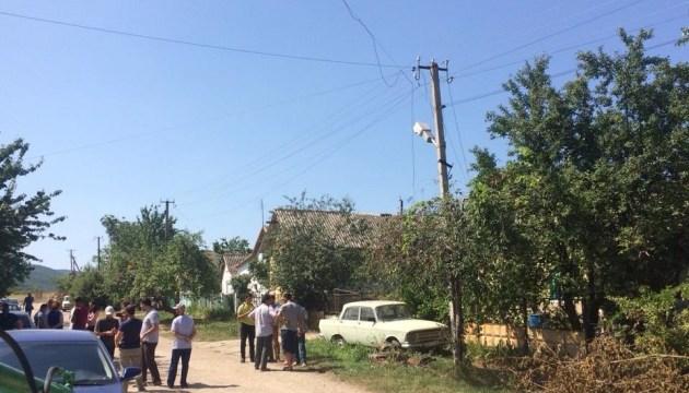 Справа про знятий прапор: у затриманих кримських татар взяли аналізи