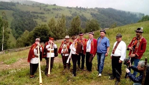 Гуцульські ватаги встановили рекорд у Карпатах