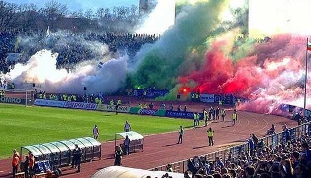 Болгарія посилила покарання для футбольних ультрас
