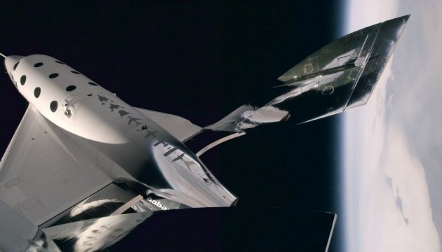 Пілоти Virgin Galactic уперше