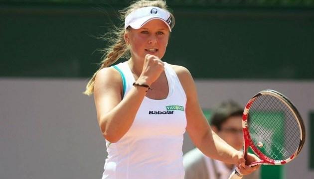 Теніс: Козлова вийшла до парного півфіналу на 750-тисячника WTA