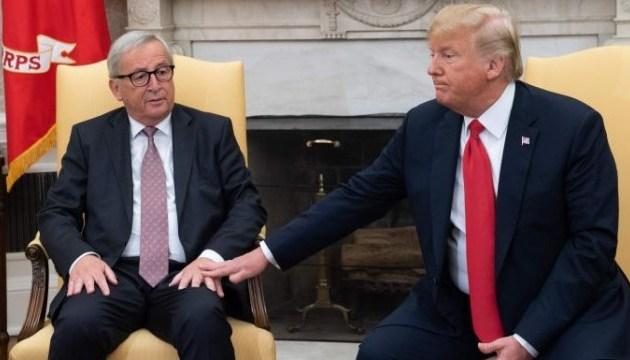 США і Євросоюз помирилися. Китай та Росія невдоволені, але мовчать