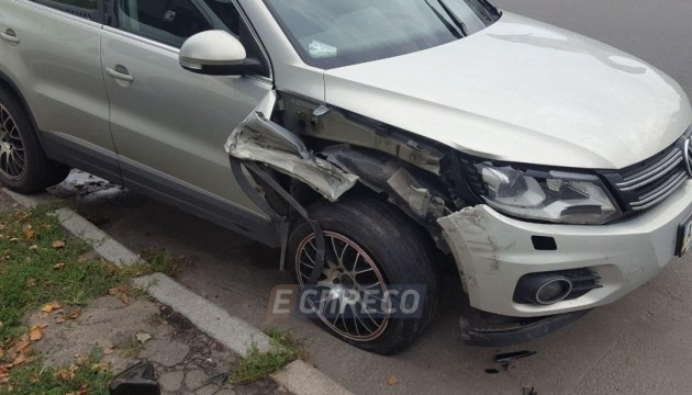 Volkswagen насмерть збив жінку на пішохідному переході у Києві