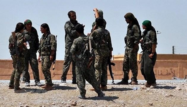 Сирийские курды заявили о мирных переговорах с официальной властью