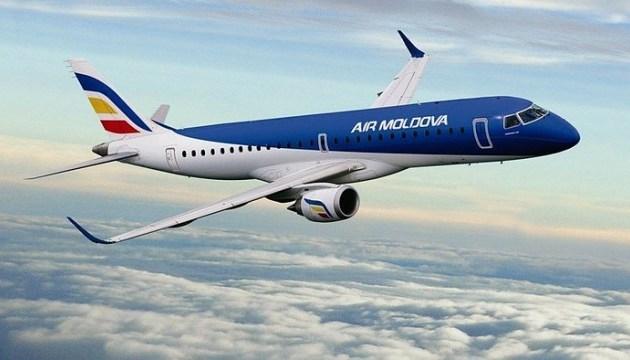 Найбільша молдовська авіакомпанія