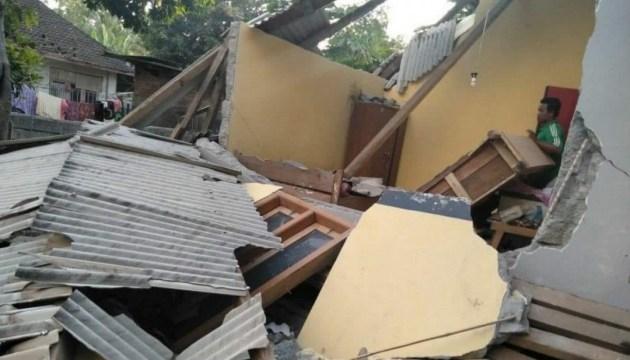 В Індонезії стався землетрус магнітудою 6,4, є жертви