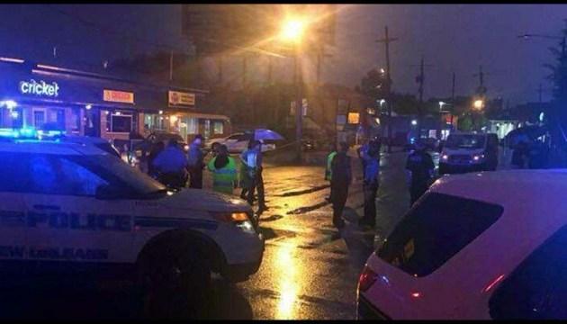 Стрілянина у Новому Орлеані: троє загиблих