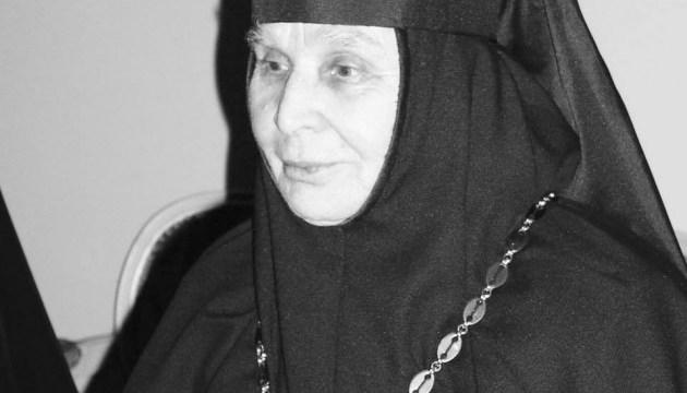 В УПЦ КП отрицают смерть монахини Варвары, которая спасла Филарета