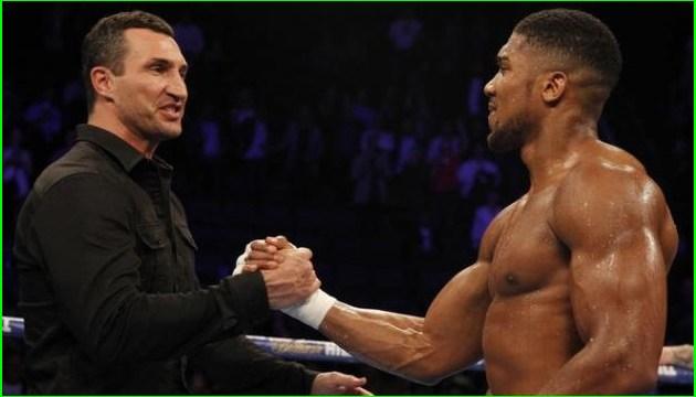Wladimir Klitschko hilft Joshua bei Vorbereitung auf Kampf mit Powetkin