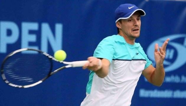 Молчанов програв парний фінал турніру АТР у Швейцарії
