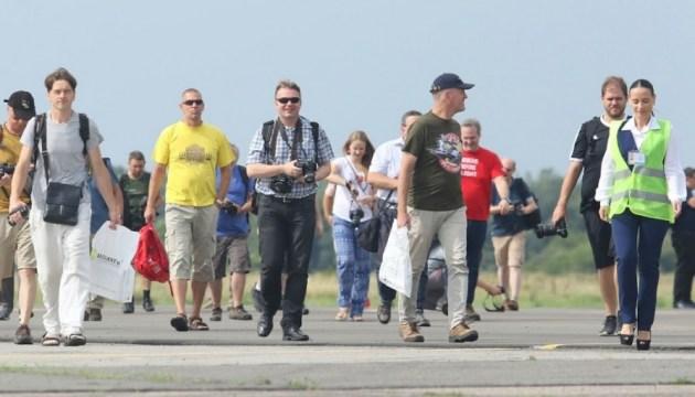 """Flughafen """"Poltawa"""" nach Rekonstruktion in Betrieb genommen"""