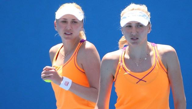 Теніс: три українки візьмуть участь у парному Прем'єрі в Сан-Хосе