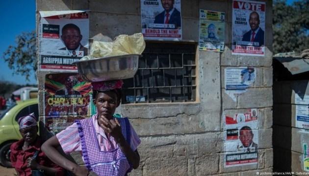 Сьогодні Зімбабве обирає президента