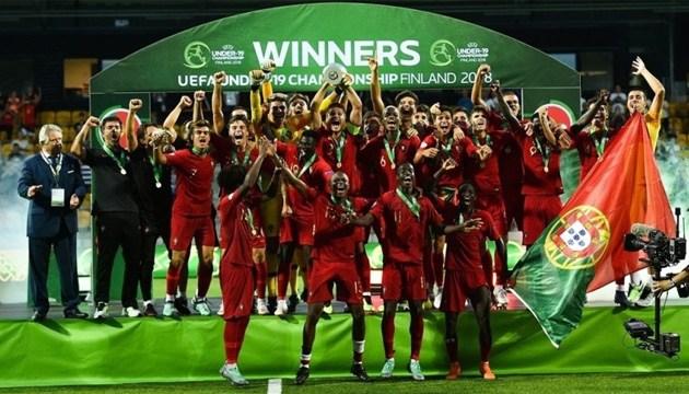 Португалія стала переможцем юнацького Євро-2018 з футболу (U-19)