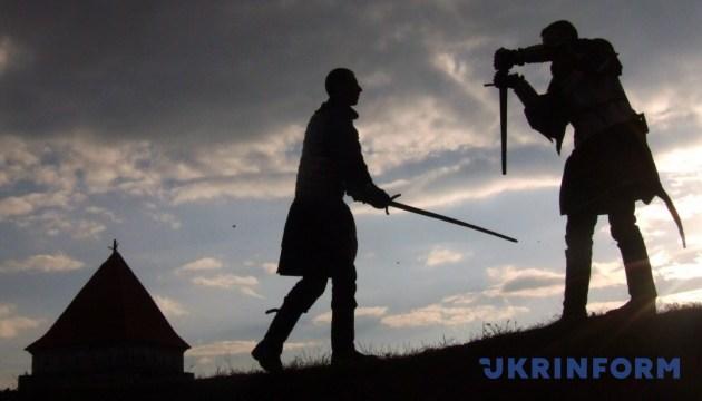 На выходных рыцари будут соревноваться в Виннице