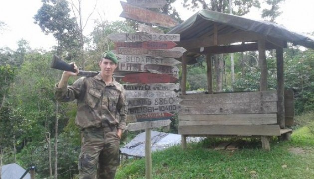 Українець розповів про службу у французькому легіоні