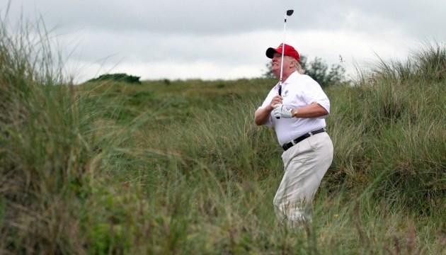 ЗМІ дізналися, де Трамп проведе відпустку