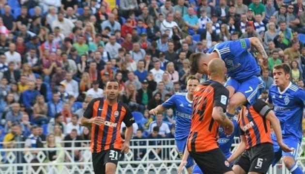 Футбольна Прем'єр-ліга: в український чемпіонат повертається