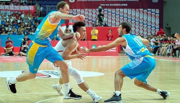 Друга збірна України з баскетболу фінішувала третьою на турнірі в Китаї