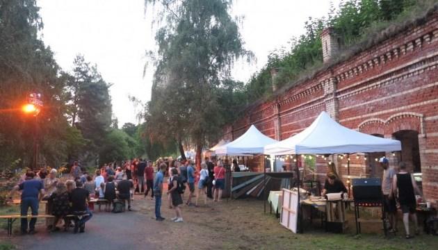 В Ризі за участю українців пройшов культурний та музичний фестиваль