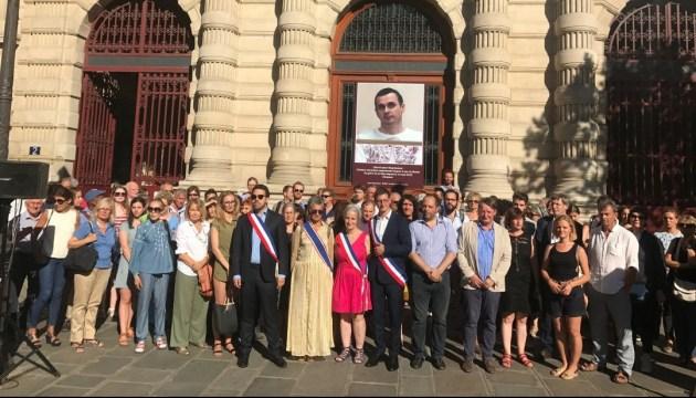Une mairie de Paris demande la libération du prisonnier politique Oleg Sentsov