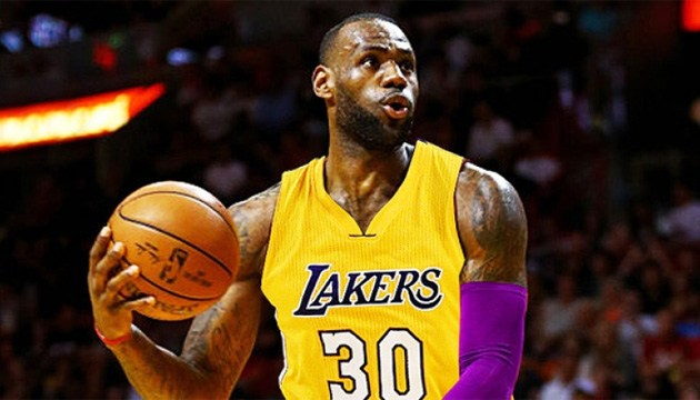 Відомий американський баскетболіст Леброн Джеймс відкрив власну школу