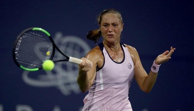 Катерина Бондаренко програла на WTA Premier у Сан-Хосе