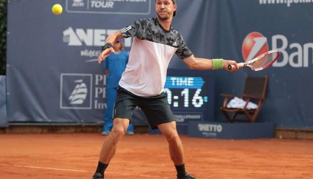 Артем Смирнов вийшов у друге коло турніру АТР у Сопоті