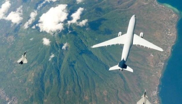 Під час навчань в Австралії літак скинув на місто 450-кілограмовий паливний бак