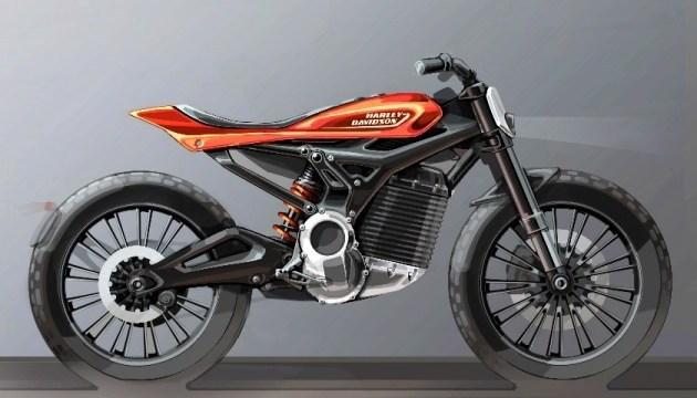Перший в історії електробайк Harley-Davidson з'явиться раніше, ніж планувалося