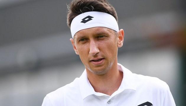 Теніс: Стаховський програв італійцю в одиночному розряді турніру у Сеговії