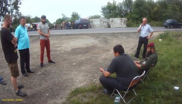 Учасник АТО в Дрогобичі оголосив сухе голодування