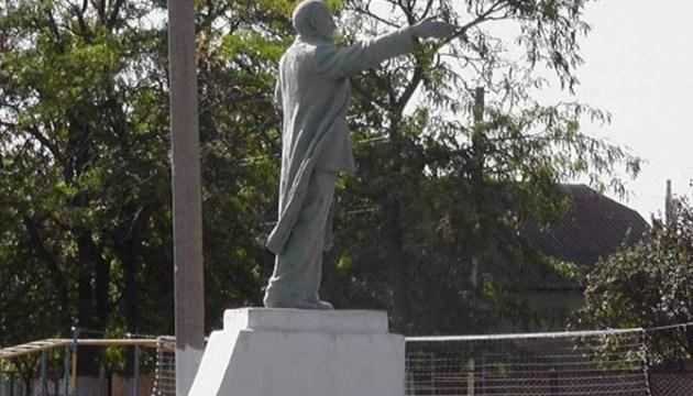Памятники Ленину в Болградском районе Одесской области обещают снести до конца августа