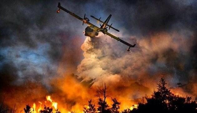 Пожежі у Канаді набирають сили, найбільша – понад 270 квадратних кілометрів