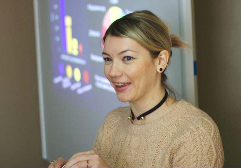 Марина Дворник