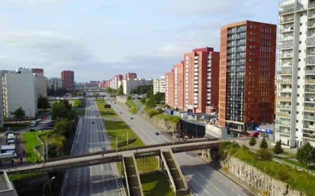 Таллиннский район Ласнамяэ. Фото: ERR