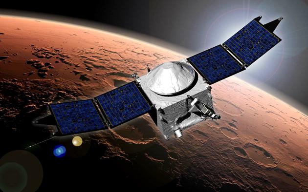 "НАСА ""Марінер-4"""