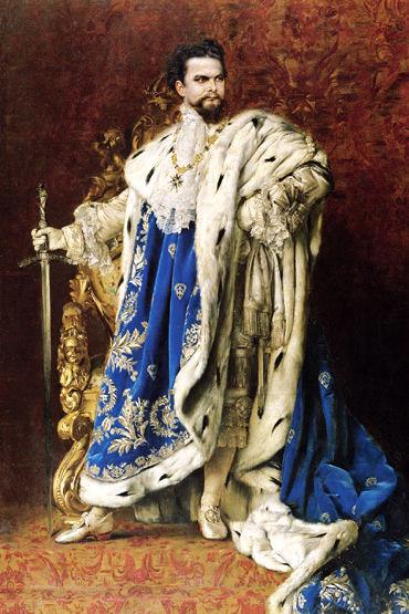 Баварський король Людвіг IІ