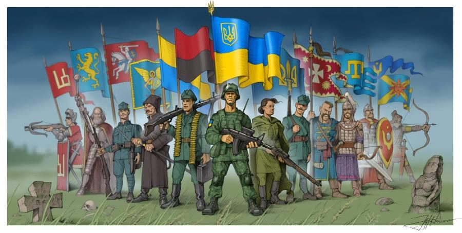 Малюнок: Юрій Журавель