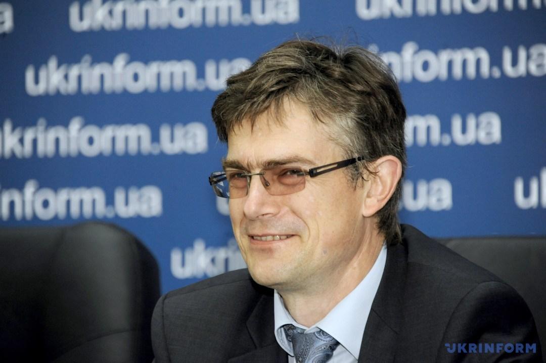 Отто Стойка, головний лікар Київського міського центру здоров'я