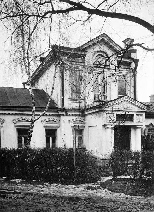 садиба Мурашків на вулиці Багговутівській, 25 (зруйнована);