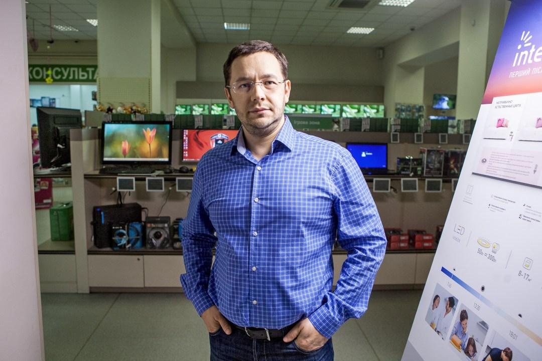 Владислав Чечоткін / Фото: Новое время