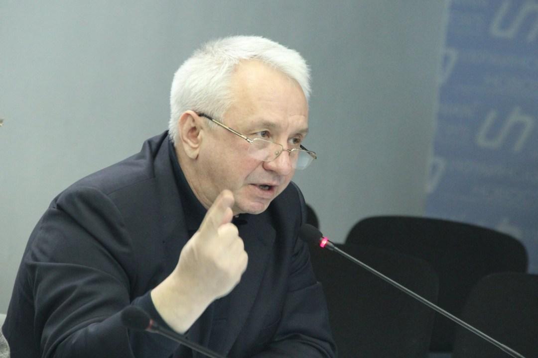 Колишній міністр з питань ЖКГ Олексій Кучеренко