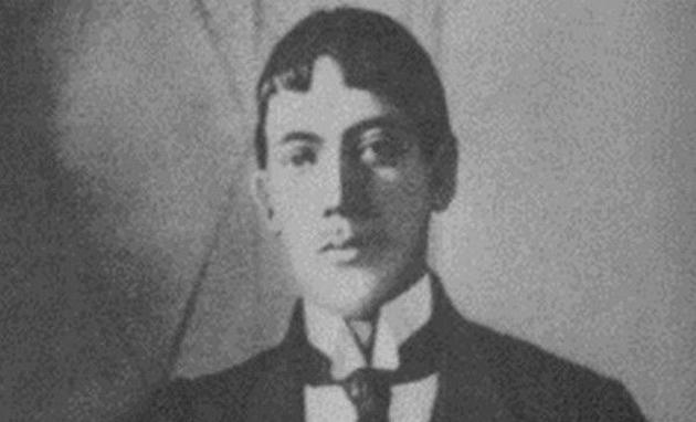 Микола Гумільов