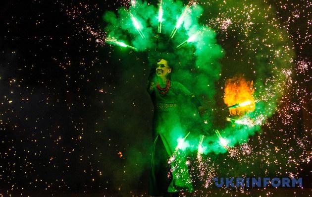 """Fire Life Fest"""