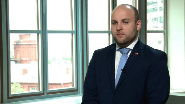 Маркус Фронмайер / Фото: tsargrad.tv