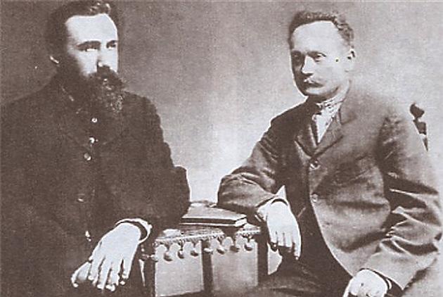 Грабовський, Франко